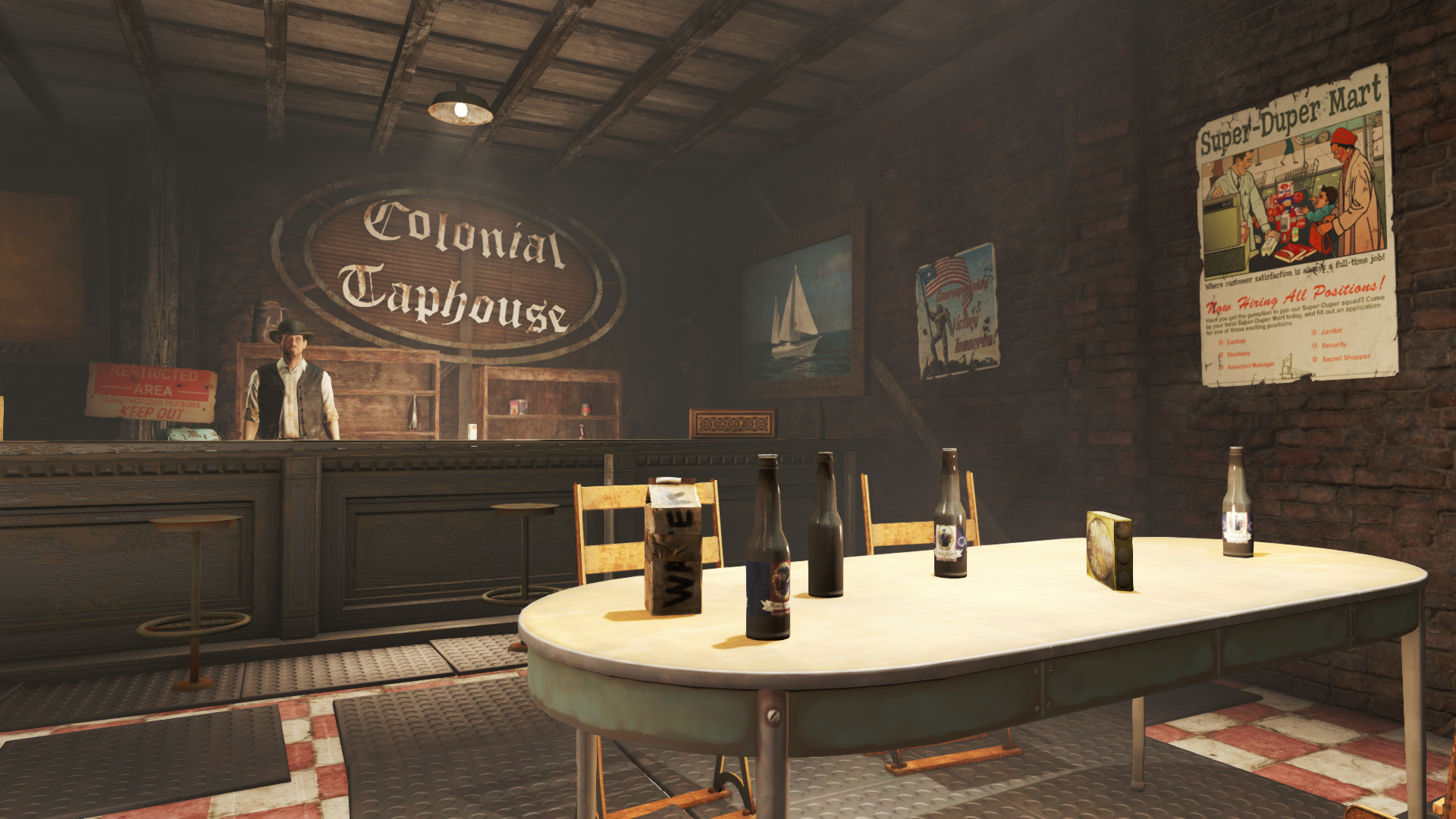 The Colonial Taphouse