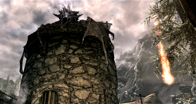 skyrim my queue to gtfo.png
