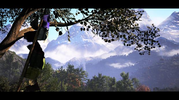 Far cry 4 take a deep breath - relax