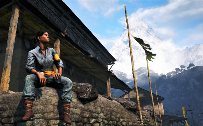 far cry 4 the golden path soldier staunch steadfast