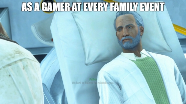 Fallout 4 family gatherings