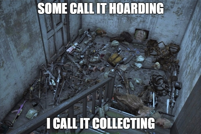 fallout 4 some call it hoarding i call it collecting.jpg