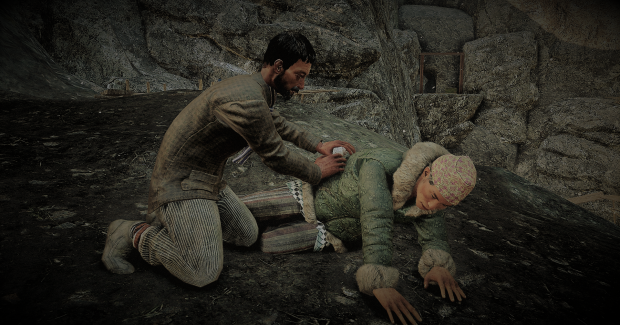Far Cry 4 a villager bandaging another 298110_20170702213841_1.png