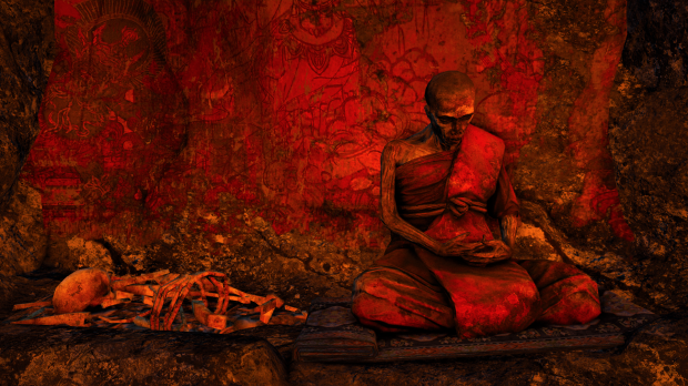 Far Cry 4 monk praying himself to death 298110_20170630025528_1.png