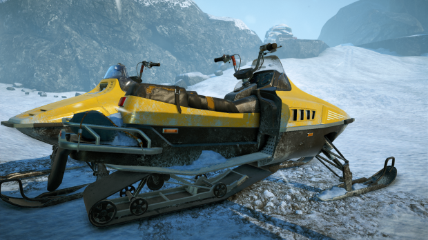 Far Cry 4 snow scooter snowmobile.png